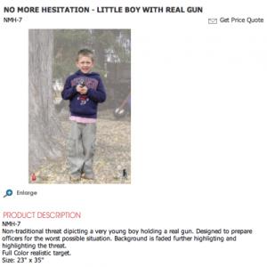LittleBoy target